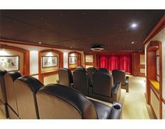 What is better than a home theater? Concord, MA $5,850,000