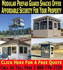security guard shacks - Google Search