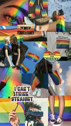 Frases Lgbt, Lgbt Quotes, Lgbt Memes, Cute Lesbian Couples, Lesbian Art, Lesbian Pride, Calin Couple, Gay Aesthetic, Iphone Wallpaper Tumblr Aesthetic
