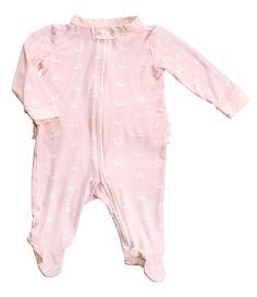 Pink Sheep Peter Pan Footie