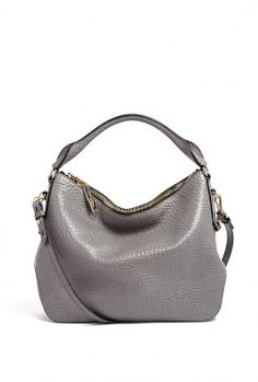 Grey Shoulder Bag Leather – Shoulder Travel Bag