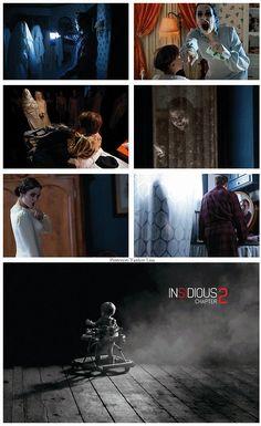 i saw insidious 2, it wasnt bad but it definitely wasnt good.