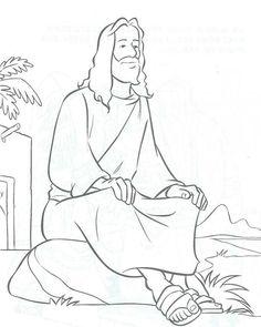 jesus_ of_ nazareth_coloring_page_1.jpg 682×854 pixels