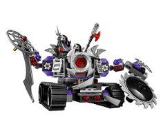 LEGO Ninjago 2014 Destructoid (70726) Set Revealed