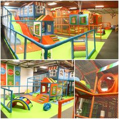 Billy Beez Indoor Playground at Oakridge in San Jose, CA ...