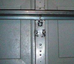 Broken garage door bracket doityourself community forums reliable garage door service is your local experts for everything related to garage doors whether it is spring opener or cable replacement to new garage solutioingenieria Images