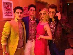 Glee at the 80's