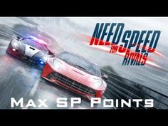 [PS3] Need for Speed Rivals  *Max SP Points Save*