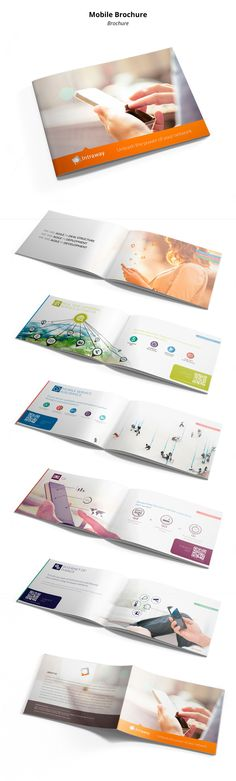 Mobile Brochure on Behance