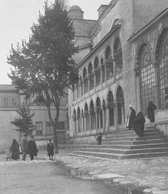 Yeni Cami 1920 ler