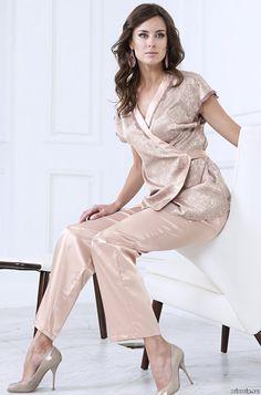 #пижама #шелк #шелковая_пижама #гарантия_любви #нежность #шампань #цвет_шампанского gspotshop.ru
