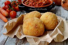 Arancine siciliane al ragù, la vera ricetta tradizionale