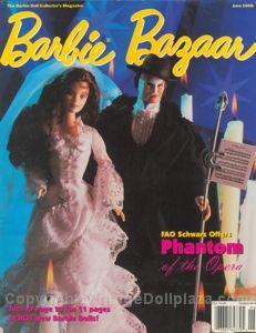 Barbie Bazaar May/June 1998 **