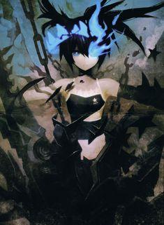 Black★Rock Shooter Beast/#1185302 - Zerochan