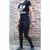 Encontrá Remera Adidas Talle S Color Negro - Ropa y Accesorios de Mujer 57a04a0ccafff