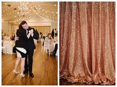 Mother-son dance at Castle Park reception by Utah wedding photographer Brooke Bakken | LDS Bride and Groom | Modest Wedding Dress | Blush | Cream