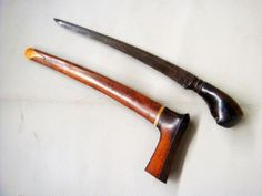 Antique Old Sewar Dagger - No Keris/Sword/Knife/Kris