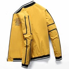 Jackets New Mens Bomber Zipper Jacket For Men Brand Clothing Casual Mens Jacket Coat Printed Quality Men's Coats And Jackets, Outerwear Jackets, Comic Clothes, Cute Swag Outfits, Mens Tops, Dope Style, Mens Windbreaker, Summer Men, Denim