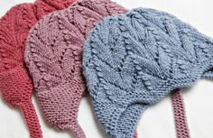 Baby hats - 3 months