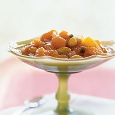 This apricot chutney is great with any grilled meat—and as a spread with low-fat mayonnaise on sandwiches.