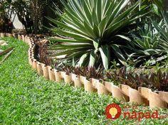 Po výmene strechy starú krytinu nevyhodili na skládku: Namiesto toho ju priniesli na záhradu a takto geniálne použili!