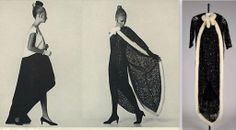 1967  Evening ensemble House of Balenciaga