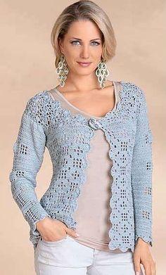 Fabulous Crochet a Little Black Crochet Dress Ideas. Georgeous Crochet a Little Black Crochet Dress Ideas. Gilet Crochet, Crochet Coat, Crochet Jacket, Crochet Cardigan, Crochet Shawl, Crochet Clothes, Crochet Bodycon Dresses, Black Crochet Dress, Crochet Round