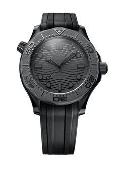 Omega Sseamaster Diver 300M Black Black ref.: 210.92.44.20.01.003 Esfera Omega Seamaster 300, Omega Speedmaster, Omega Moonwatch, Harry Winston, Patek Philippe, Trendy Watches, Watches For Men, Devon, Cartier