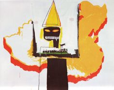 Andy Warhol, Basquiat - China, 1984