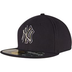 8d4baad2 New Era New York Yankees Stars & Stripes On-Field 59FIFTY Fitted Hat- Navy  Blue