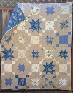 Patrón Winter Star y Limited Quilt Kits! - Quilting In The Rain