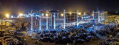 Une foule considérable s'est réunie pour l'événement qui a duré du 8 au 12 novembre à Lagos. (photo : page officielle Facebook Evangelist Reinhard Bonnke) La moisson du Seigneur est si grande et il y a certes peu d'ouvriers, mais ceux que l'Eternel s'est...