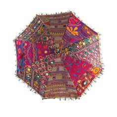 Bohemian Parasols! Several styles available...ALL gorgeous! <3