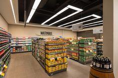 Retail Design Lighting
