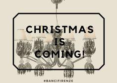 Chrismas is coming #bancifirenze #banciofficial #lamapdari #madeinitaly #natale