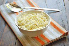 Cauliflower Rice Recipe | Healthy Recipes Blog