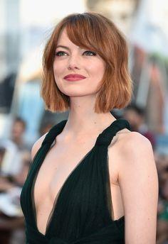 Emma Stone - hair and beauty! #hair