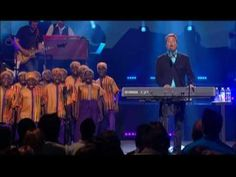 Michael W Smith's Prepare Ye Away with African (Uganda) Children - Very Good! Look at the facial expression of each child - all unique -and you will find yourself smiling with such joy.. A great piece of music.