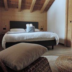#bedroom #modern #rustic #wood #metal #black #apartment #nix #luxury