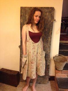 Bella's Dress - Braces view