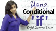 Using The Conditional -'IF' - English Grammar lesson -           Learn and improve your English language with our FREE Classes. Call Karen Luceti  410-443-1163  or email kluceti@chesapeake.edu to register for classes.  Eastern Shore of Maryland.  Chesapeake College Adult Education Program. www.chesapeake.edu/esl.
