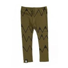Mini and Maximus Zig Zag leggings / Now at www.xylokids.com