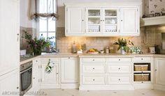 Biała kuchnia na 15 sposobów [ZDJĘCIA I ARANŻACJE]