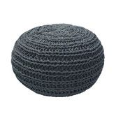 Found it at Wayfair.co.uk - Overseas Natural Knitted Pouf Ottoman