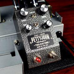 Pettyjohn Iron OverDrive Pedal
