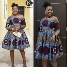 Buy Ankara dress knew length/African women clothing/Ankara Clothing/Ankara dresses/Plus size women dress/African wedding dresses online at best prices on Afrizar. We shop all our African Women Fashion, clothing, Grocery with worldwide fast delivery.