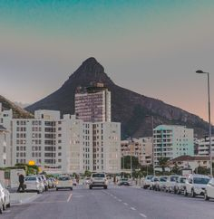 Mouille Point, Cape Town  - The name comes from the French word for anchoring ground. In the early 18th century, wrecks were common in Table Bay and the then governor decided that a breakwater (mouille in French) was needed to protect vessels. Work began in 1743.
