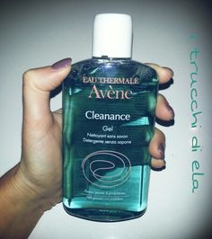 Cleanance Gel by Avène ♡