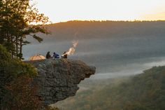 "bentmatthews: "" Morning Coffee before the sun peaks over the hills. @bentommat on Instagram """