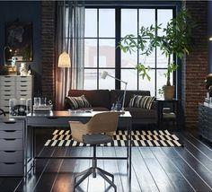 Ιδέες για το Γραφείο IKEA Greece